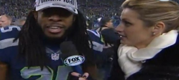 Richard Sherman: What you Lose when Winning is Everything